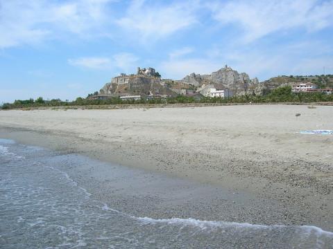 Spiaggia di Roccella Jonica
